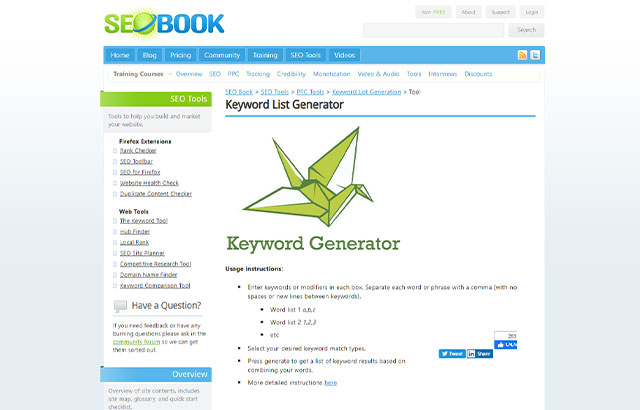 キーワード掛け合わせ無料ツールKeyword-Generator